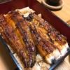 うなぎのやまぐち - 料理写真:どんぶり (上)