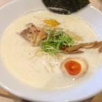 三代目ユタカ - ●鶏Soba 750円 → ランパスvol.8提示で500円