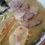 海皇 - 特製ラーメン 豚骨醤油