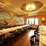 イタリア料理 モナリザン - 2階や3階は宴会用に貸し切りも可能です。
