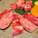 62583335 - ランチセット「焼肉壱番」(1350円)