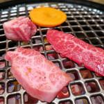62583338 - ランチセット「焼肉壱番」(1350円)