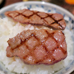 松阪苑 - ランチセット「焼肉壱番」(1350円)