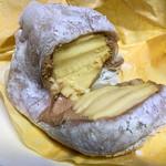 アンデリス - 限定プリン大福のチョコクリーム