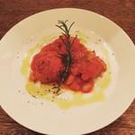 katte - 塩豚と白いんげんのトマト煮込み