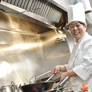 【中華の女傑】五十嵐美幸シェフプロデュースによる新中国料理