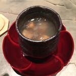 62585950 - スッポンのスープ