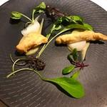 イタリア料理 リストランテ フィッシュボーン - フグのフリット