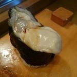喜久寿司 - 牡蠣