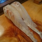 喜久寿司 - お好みにぎりでも長々し尾