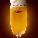 生ビール サントリープレミアムモルツ `マスターズドリーム`