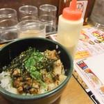 ラーメン四天王 - チャー丼