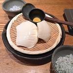 62591919 - 手作りざる豆腐