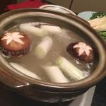 味道楽 - ちり鍋