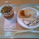 Cafe R.O.F - パンケーキ