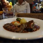 フランス食堂 キリギリス - 和牛モモ肉のグリル☆