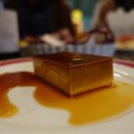 フランス食堂 キリギリス - 南瓜ぷりん