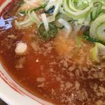タロー軒 - 店内炊きのスープ