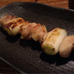 勝元 - ねぎ肉(180円税別)