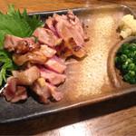 勝元 - もも肉たたき(680円税別)