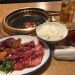 ソウル亭 - ご飯はもちろん♪大盛り\(^o^)/