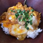 鶏そば屋いしぐふー - ミニ親子丼