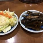 肉ちゃんうどん - 無料の惣菜