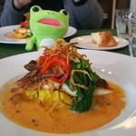 南フランス料理 パスティス - 鯛の大きさ半端無い(笑