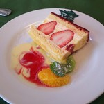 南フランス料理 パスティス - イチゴ♪いちご♪苺♪