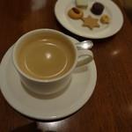 コンラッド エグゼクティブ ラウンジ - 軽く夜お茶