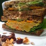ヴァルカナイズ・ザ・カフェ - オリジナルサンドイッチ