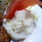 トミーパート2 - ポテトサラダ(デラックスランチ)