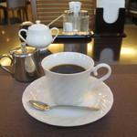 ホテル精養軒レストランラウンジ - ホットコーヒー