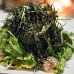 土古里 - 2017.2 韓国海苔のりサラダ
