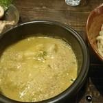 62604067 - 特製カレーつけ麺(980円)