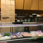 62604437 - 新鮮な食材が立ち並ぶ