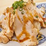 カドクラ商店 - 鶏チャーシュー