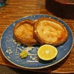 東白庵 かりべ - 椎茸の醤油焼き