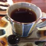 類 かふぇぎゃらりぃ - ドリンク写真:炭焼きコーヒー