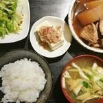 酒処 四州王 - 日替わりランチ定食
