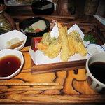 そば処 くり - 料理写真: