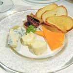 62610165 - チーズ盛り