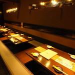 土間土間 横須賀中央店 - 4~20名様用のお座敷席