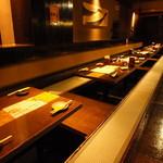 土間土間 横須賀中央店 - 4~30名様用のお座敷席