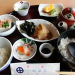 桜華亭 - 料理写真:鯛茶漬け御膳 1,550円