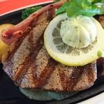 ステーキの石かわ -