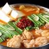 辛味噌もつ鍋