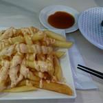 魚べい - 明太ポテト
