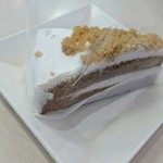 魚べい - ソルティバニラ&モカケーキ
