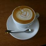 沖縄セラードコーヒービーンズストア - カプチーノ